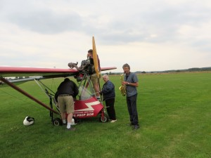 'Fly in Weekend' at Otherton Airfield, Penkridge on Sunday 23rd August 2015