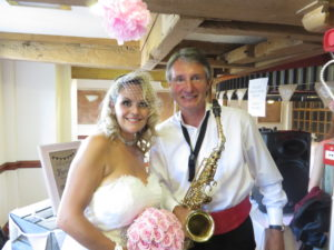 Congratulations to Kerry & Tony - The Mill, Stone on 19th August 2016