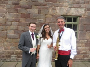 With Steph & Matt at The Ashes in Endon on 22.08.16