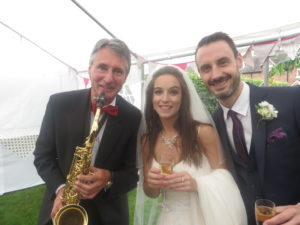 Wedding reception in the lovely village of Church Eaton, Staffs on Saturday 3rd September